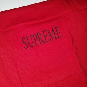 Supreme Shirts - Supreme Western civilization tee